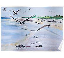 Sea Gull Self Service. Poster