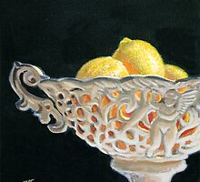 Lemons by Freda Surgenor