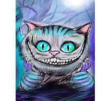 Cheshire Cat from Alice in Wonderland  Photographic Print