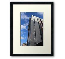 Skyscraper in Leeds Framed Print