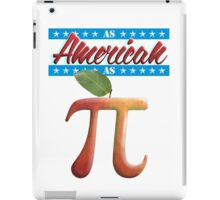 As American as Apple Pi - Cool Math iPad Case/Skin