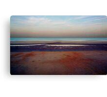 The North Sea Canvas Print