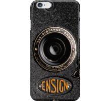 Grandpa's camera iPhone Case/Skin