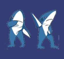 SuperBowl Sharks  by Andrew Gouda
