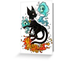 Your Guide To Hell Greeting Card