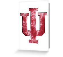 This is IU  Greeting Card