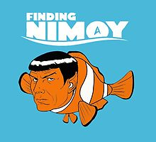 Finding Nimoy by Wouijerz