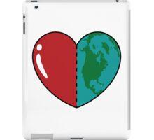 Love This World iPad Case/Skin