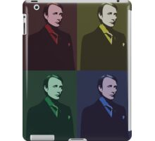 Hannibal Pop Art iPad Case/Skin