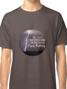 crying lightning Classic T-Shirt