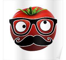 tomato head Poster