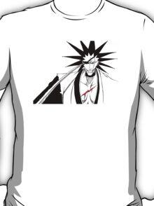 Kenpachi Zaraki Bleach T-Shirt