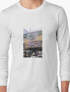 CTA Chicago Long Sleeve T-Shirt