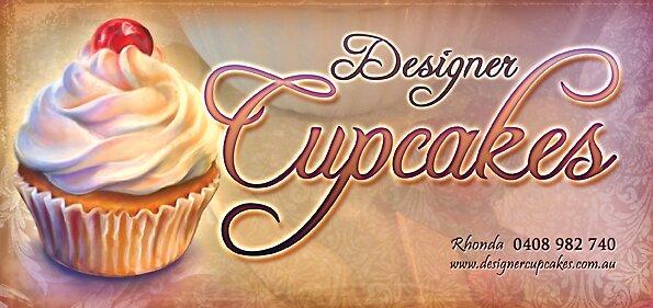 Designer Cupcakes by RedSparrow
