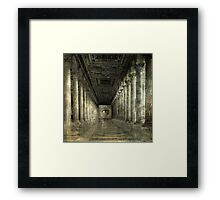 Awaiting Framed Print