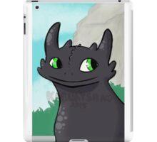 Sweet Toothless iPad Case/Skin