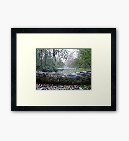 Hubbards Hills Framed Print