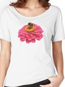 Zinnia and the Bee Women's Relaxed Fit T-Shirt