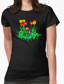 Tulips and a Hyacinth T-Shirt