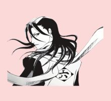 Byakuya Kuchiki Bleach Anime Kids Clothes