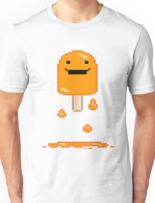 Orange Lolly Unisex T-Shirt