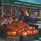 Pumpkins for Sale by Susan Savad