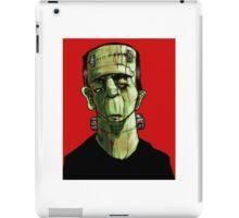 Frankie iPad Case/Skin