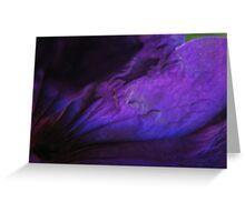 Scar Tissue Greeting Card