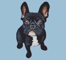 French Bulldog One Piece - Short Sleeve
