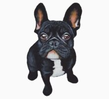French Bulldog Baby Tee