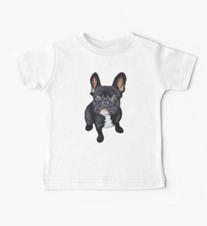 French Bulldog Baby Tee