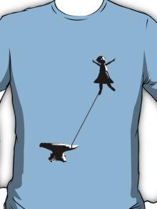 flying girl T-Shirt