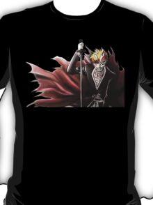 Ichigo Bankai Hollow Mask Bleach T-Shirt