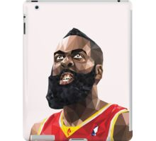 James Harden iPad Case/Skin