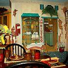 MURAL Dining Room by mmdstudios