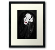With Reverence Framed Print