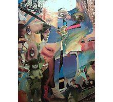 FREEDOM(C1985) Photographic Print
