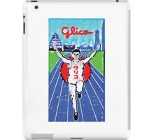Glico Billboard Painting iPad Case/Skin