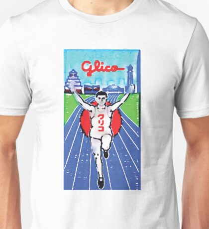 Glico Billboard Painting Unisex T-Shirt