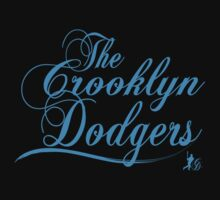 THE CROOKLYN DODGERS by Stanley Lambert