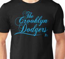 THE CROOKLYN DODGERS Unisex T-Shirt