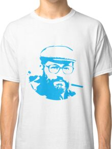 Umberto Eco is watching you Classic T-Shirt