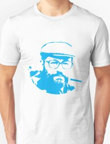 Umberto Eco is watching you Unisex T-Shirt