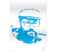 Umberto Eco is watching you Poster