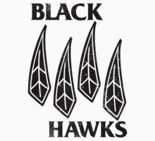 Blackhawks Flag Shirt Kids Tee