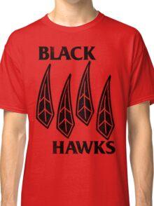 Blackhawks Flag Shirt Classic T-Shirt