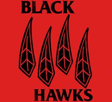 Blackhawks Flag Shirt Unisex T-Shirt