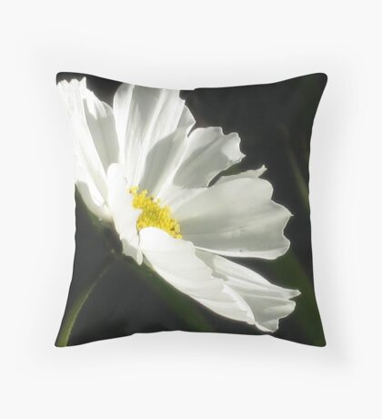 Poppy Of Delight Throw Pillow