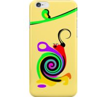 Moony the Snail iPhone Case/Skin