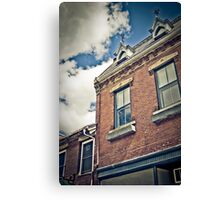 Little House Of Dreams Canvas Print